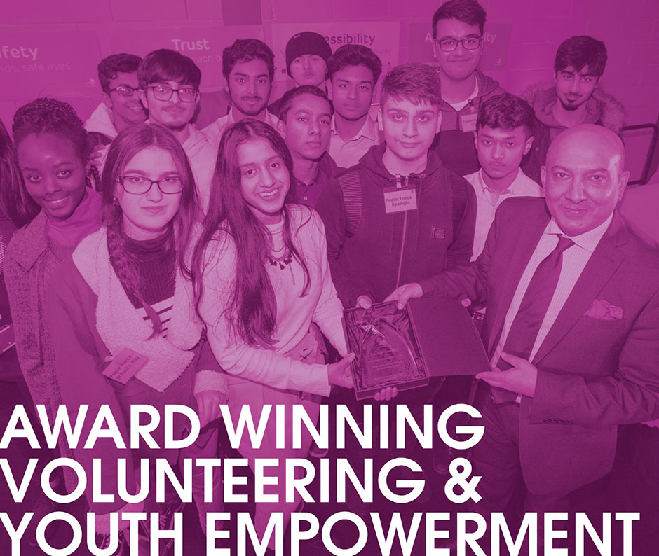Award Winning Volunteering & Youth Empowerment
