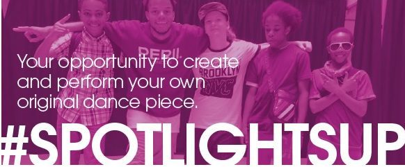 #Spotlightsup for social media