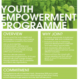 New Youth Empowerment Programme