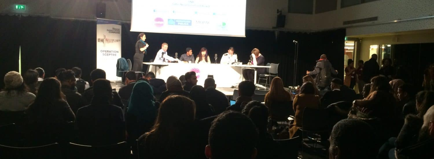 Young People's Question Time