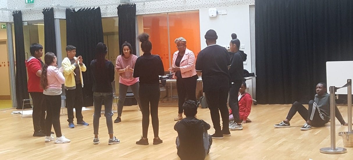 Youth Theatre Masterclass February Half Term