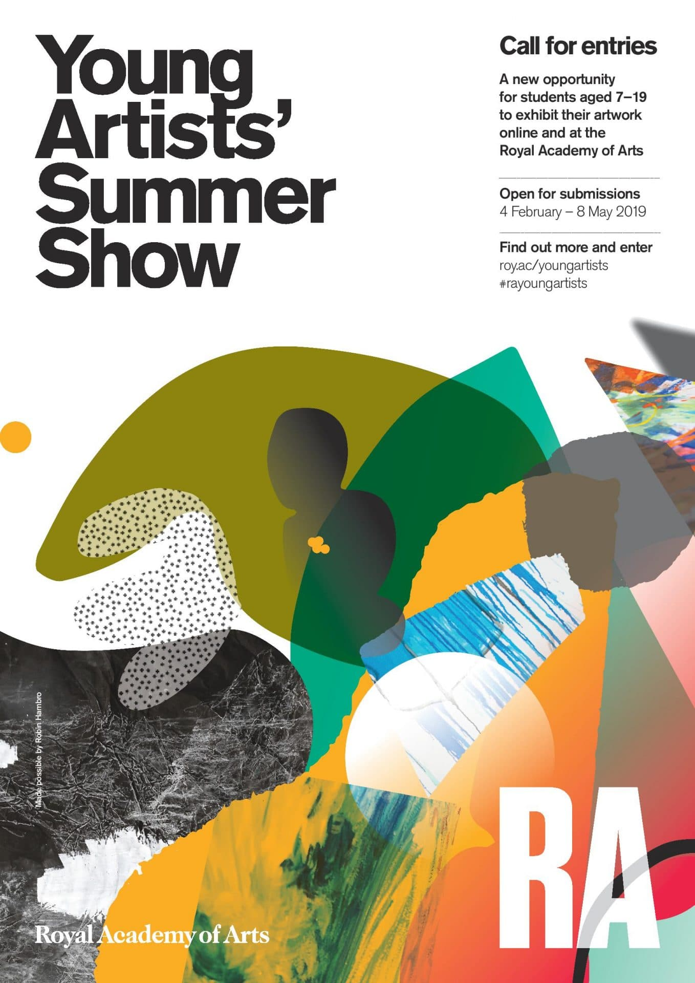 Want to exhibit your artwork at the Royal Academy Gallery
