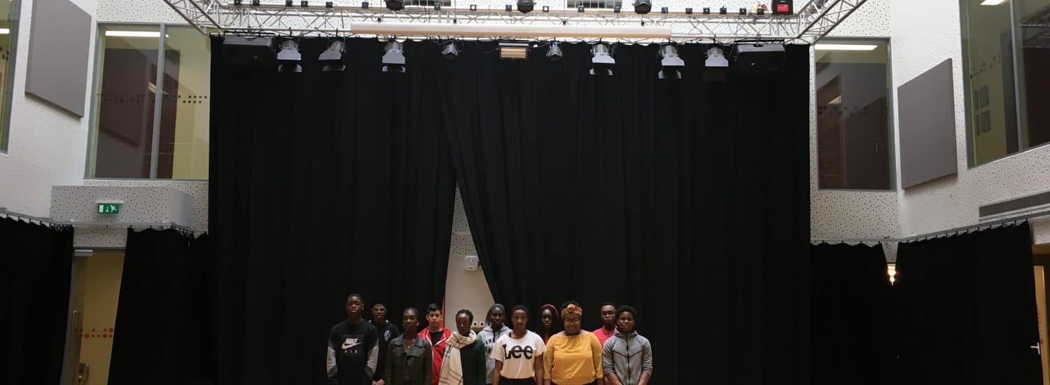 Come and watch Spotlight Youth Theatre: Play in a Week